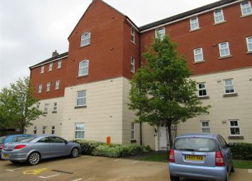 Thumbnail 2 bed flat for sale in Old Station Road, Syston, Leicester