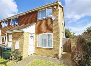 Thumbnail 2 bed end terrace house for sale in Willingdon, Ashford, Kent