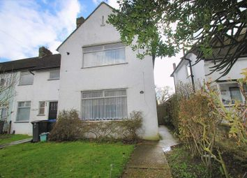 Thumbnail 2 bed terraced house for sale in Priory Road, Chessington