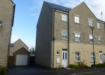 Thumbnail 4 bed property to rent in Dyson Road, Blunsdon, Swindon
