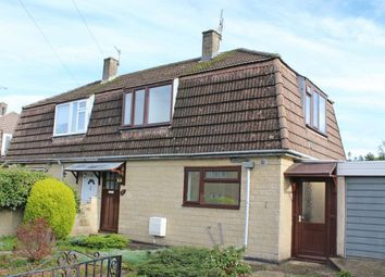 Thumbnail 2 bed semi-detached house for sale in Sedgemoor Road, Bath