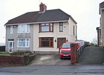 Thumbnail 3 bed semi-detached house for sale in Pentregethin Road, Gendros