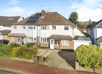Thumbnail 5 bed semi-detached house for sale in Thames Ditton, Surrey