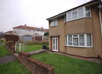 Thumbnail 3 bed end terrace house for sale in Avalon Road, Bristol