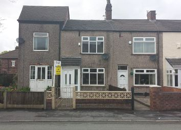 Thumbnail 2 bed terraced house to rent in Church Road, Haydock, St. Helens