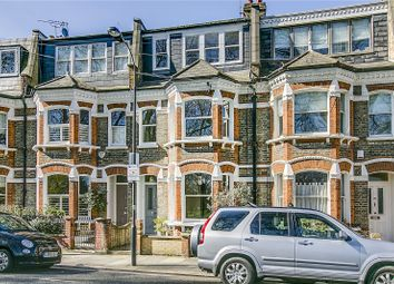 Thumbnail 5 bed terraced house to rent in Favart Road, Fulham, London