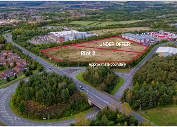Thumbnail Land for sale in Donnington Wood Business Park, Telford