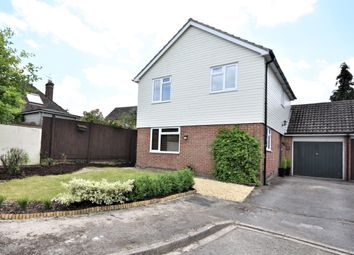 Thumbnail 4 bed link-detached house for sale in Thorningdown, Chilton, Didcot