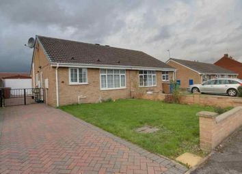 Thumbnail 2 bed bungalow for sale in St. Lawrence Avenue, Snaith, Goole