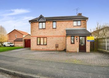 Thumbnail 4 bedroom detached house for sale in St. Mellion Way, Kirkby-In-Ashfield, Nottingham, Nottinghamshire