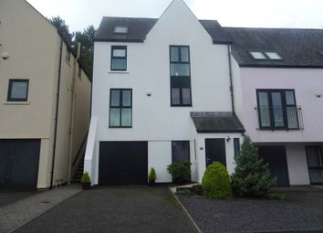Thumbnail 3 bed town house for sale in Duffryn Oaks Drive, Pencoed, Bridgend