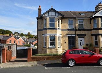 Thumbnail 3 bed end terrace house for sale in Milton Road, Abbotsbury, Newton Abbot, Devon.