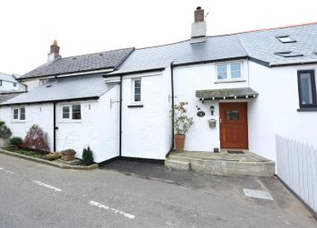 Thumbnail 2 bed cottage for sale in Knighton Road, Wembury, Plymouth