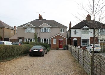 Thumbnail 3 bed semi-detached house for sale in Nuneaton Road, Mancetter, Atherstone