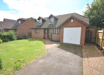 Thumbnail 4 bed bungalow for sale in Parklands Close, Rossington, Doncaster