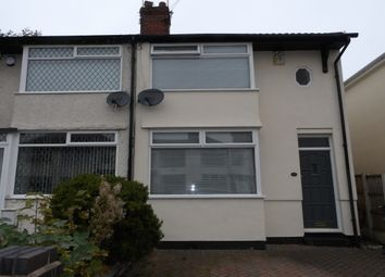Thumbnail 2 bed property to rent in Gordon Drive, Liverpool