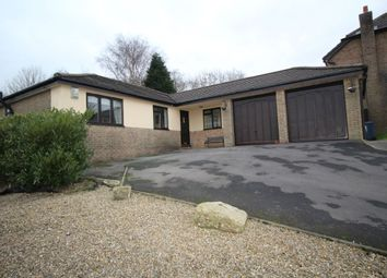 Thumbnail 3 bed detached house for sale in Applecross Drive, Burnley