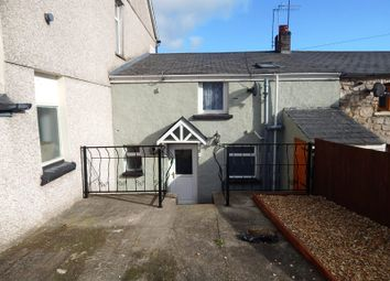 Thumbnail 3 bed terraced house to rent in St Lukes Road, Pontnewynydd, Pontypool