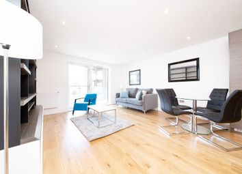Thumbnail 2 bed flat to rent in Graham Apartments, Silverworks Close, London