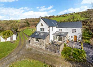 Thumbnail 5 bed detached house for sale in Eglwysbach, Colwyn Bay, Clwyd