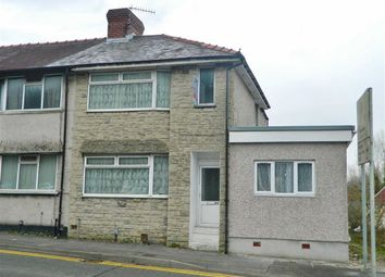 Thumbnail 2 bed end terrace house for sale in Carmarthen Road, Swansea