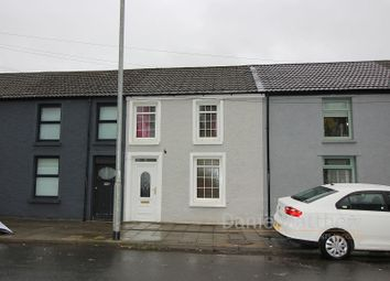 Thumbnail 2 bed terraced house for sale in Maesteg Road, Tondu, Bridgend County.
