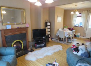Thumbnail 2 bed terraced house for sale in Willesden Avenue, Peterborough