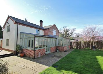 Thumbnail 3 bed detached house for sale in Bardwell, Bury St Edmunds, Suffolk