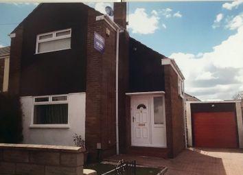 Thumbnail 2 bed semi-detached house for sale in Bronllan, Winch Wen, Swansea