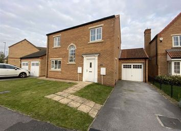Thumbnail 4 bed detached house for sale in Ash Way, Selby