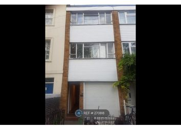 Thumbnail 4 bed terraced house to rent in Berriman Road, London