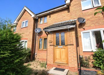 Thumbnail 2 bed terraced house for sale in Chelveston Crescent, Southampton