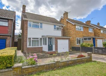 Thumbnail 3 bed detached house for sale in Wordsworth Road, Colchester, Essex