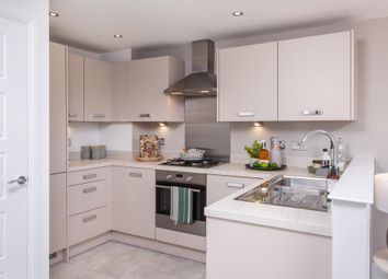 """Thumbnail 3 bed end terrace house for sale in """"Queensville"""" at Southern Cross, Wixams, Bedford"""