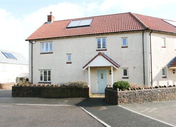 Thumbnail 4 bed semi-detached house for sale in Meadow Close, Wheddon Cross, Minehead, Somerset