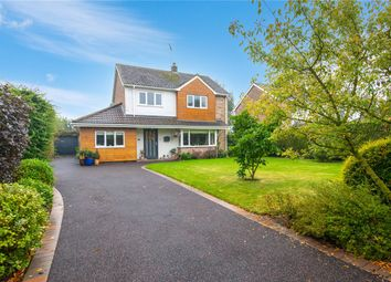 Thumbnail 4 bed detached house for sale in Beck Street, Digby, Lincoln