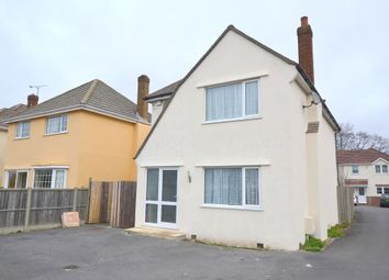 Thumbnail 3 bedroom detached house for sale in Herbert Avenue, Parkstone, Poole