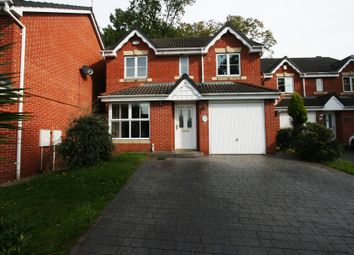 Thumbnail 4 bedroom detached house for sale in The Oaks, Bloxwich, Walsall