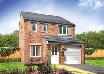 "Thumbnail 3 bed detached house for sale in ""The Rufford"" at Lundhill Road, Wombwell, Barnsley"