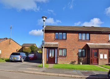 Thumbnail 2 bed end terrace house for sale in Derwent Avenue, Steynton, Milford Haven