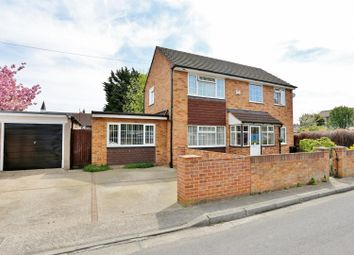 Thumbnail 4 bedroom detached house for sale in Waid Close, Dartford
