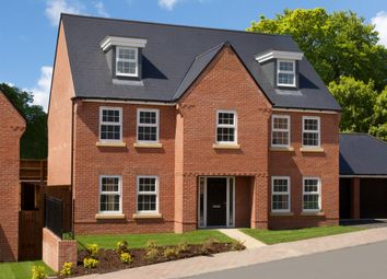 "Thumbnail 5 bed detached house for sale in ""Lichfield"" at Bodington Way, Leeds"