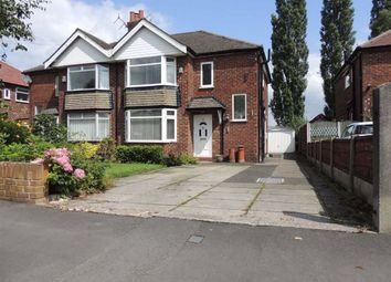 Thumbnail 3 bed semi-detached house for sale in Cavendish Road, Hazel Grove, Stockport