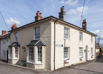 Thumbnail 6 bed link-detached house for sale in Broughton, Stockbridge, Hampshire