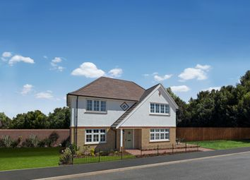 Thumbnail 4 bed detached house for sale in London Road, Waterlooville, Hampshire
