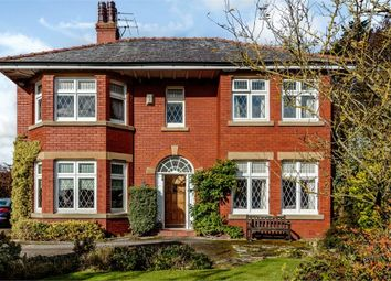 Thumbnail 3 bed detached house for sale in Renacres Lane, Halsall, Ormskirk, Lancashire