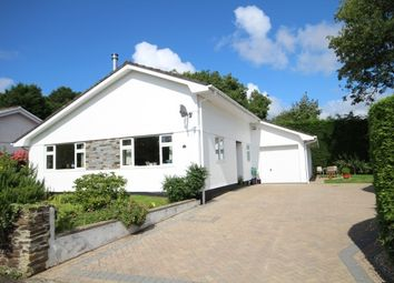 Thumbnail 4 bed bungalow for sale in St. Cleer Drive, Wadebridge