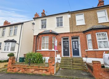 Thumbnail 3 bed semi-detached house for sale in Donnington Road, Worcester Park