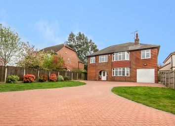 Thumbnail 5 bed detached house to rent in Main Road, Ravenshead, Nottingham