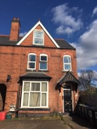 Thumbnail 2 bed flat to rent in Chester Road, Erdington